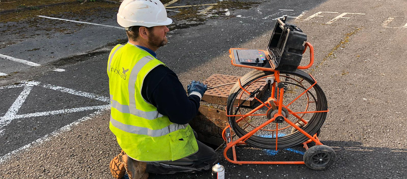 Enviroguard use state of the art CCTV camera's. - All drain surveys are recorded in full HD so faults can be easily identified.