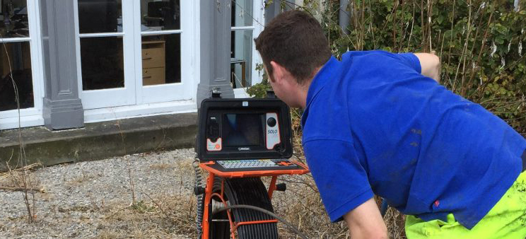 Enviroguard use state of the art cameras. - All drain surveys are recorded in full HD so faults can be easily identified.